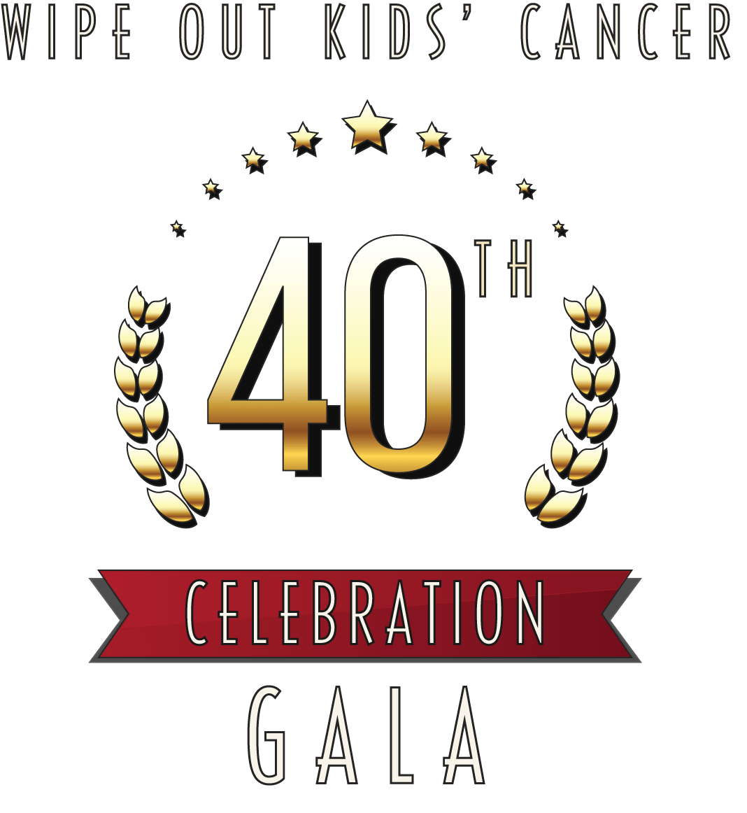 Wipe Out Kids' Cancer 40th Celebration GALA 2021
