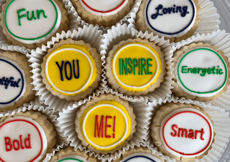 You Inspire Me! Cookies Program