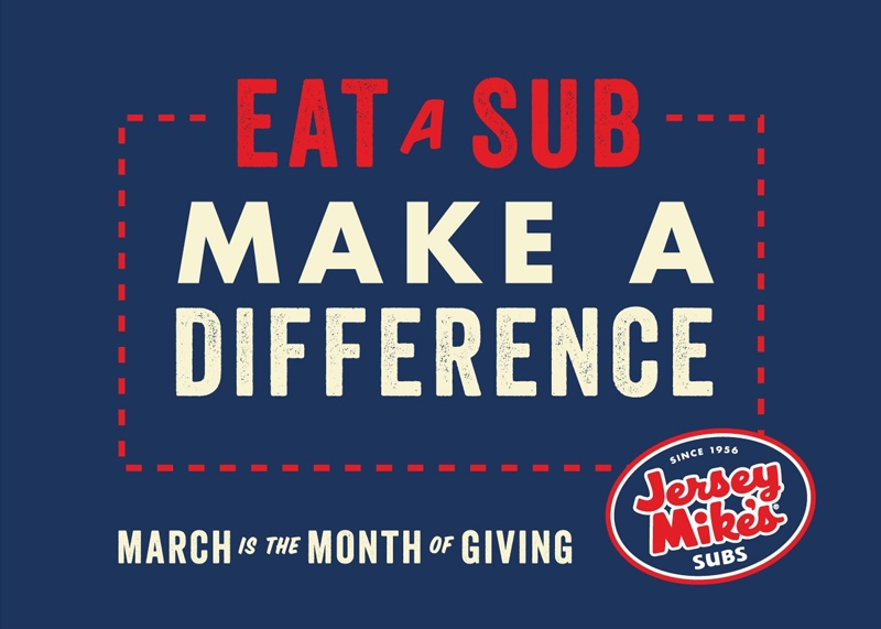 Jersey Mike's Day of Difference