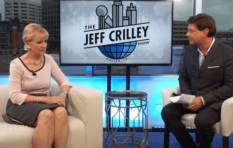 WOKC Founder, Cindy Brinker Simmons, Featured on The Jeff Crilley Show
